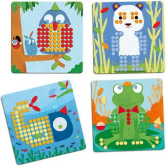 Whirligig Toys - Animal Peg Mosaic2