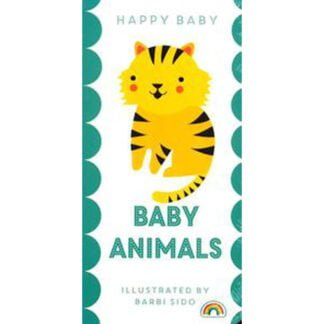 Whirligig Toys - Baby Animals Board Book
