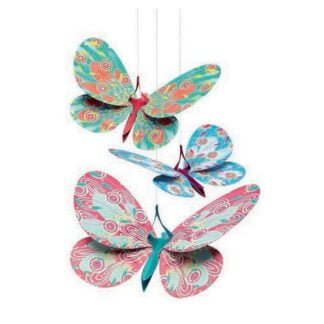 Whirligig Toys - Butterfly Mobile2