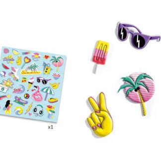 Whirligig Toys - California Puffy Stickers2
