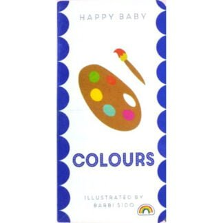 Whirligig Toys - Colours Board Book