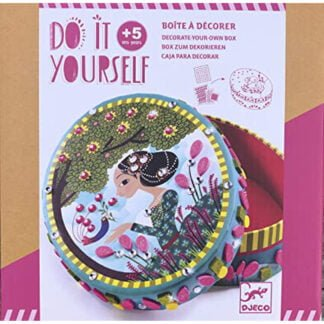Whirligig Toys - Decorate Your Own Princess Box1