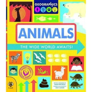 Whirligig Toys - Geographics Animals1