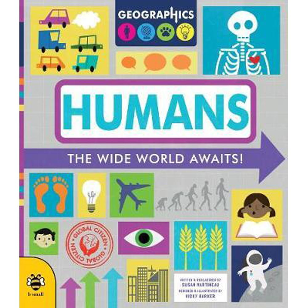 Whirligig Toys - Geographics Humans1