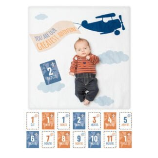 Whirligig Toys - Great Adventure Blanket Set2