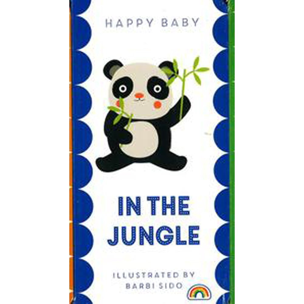 Whirligig Toys - In The Jungle Board Book