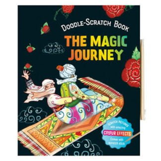 Whirligig Toys - Magic Journey Scratch Art1