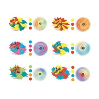 Whirligig Toys - Make Your Own Spinning Tops2