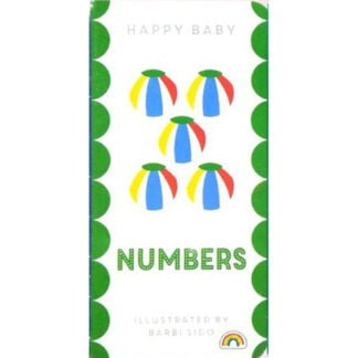 Whirligig Toys - Numbers Board Book