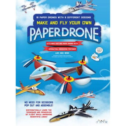 Whirligig Toys - Paper Drones1