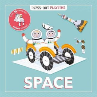 Whirligig Toys - Press Out Space1