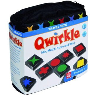 Whirligig Toys - Qwirkle Travel1