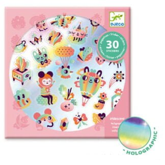 Whirligig Toys - Rainbow Stickers