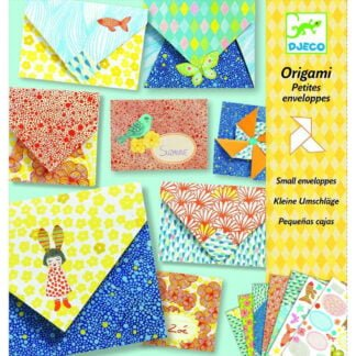 Whirligig Toys - Small Envelopes Origami1