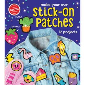 Whirligig Toys - Stick On Patches1