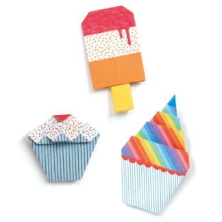 Whirligig Toys - Sweet Treats Origami2