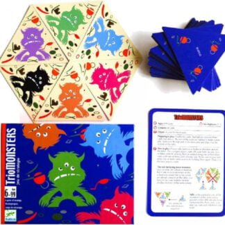 Whirligig Toys - Triomonsters2