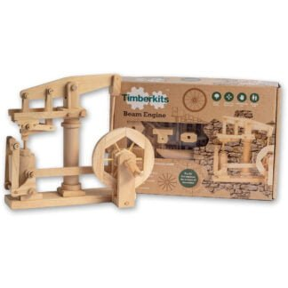 Whirligig Toys - Wooden Beam Engine1
