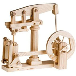 Whirligig Toys - Wooden Beam Engine2