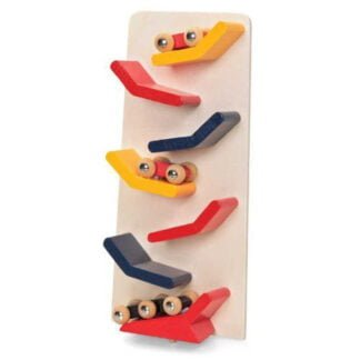 Whirligig Toys - Wooden Click Clack Track2