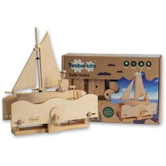 Whirligig Toys - Wooden Salty Sailor1