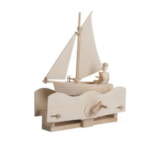 Whirligig Toys - Wooden Salty Sailor2