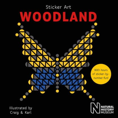 Whirligig Toys - Woodland Sticker Art1