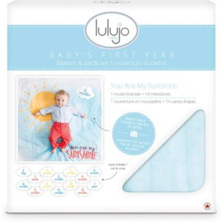 Whirligig Toys - You Are My Sunshine Blanket Set1