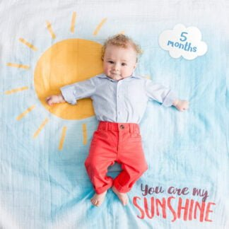 Whirligig Toys - You Are My Sunshine Blanket Set2
