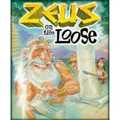 Whirligig Toys - Zeus On The Loose1