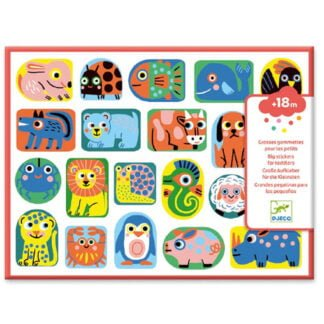 Whirligig Toys - Animal Shaped Stickers1