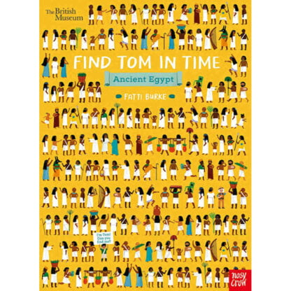 Whirligig Toys - Find Tom In Ancient Egypt1
