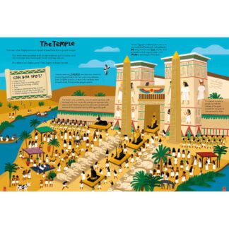 Whirligig Toys - Find Tom In Ancient Egypt2