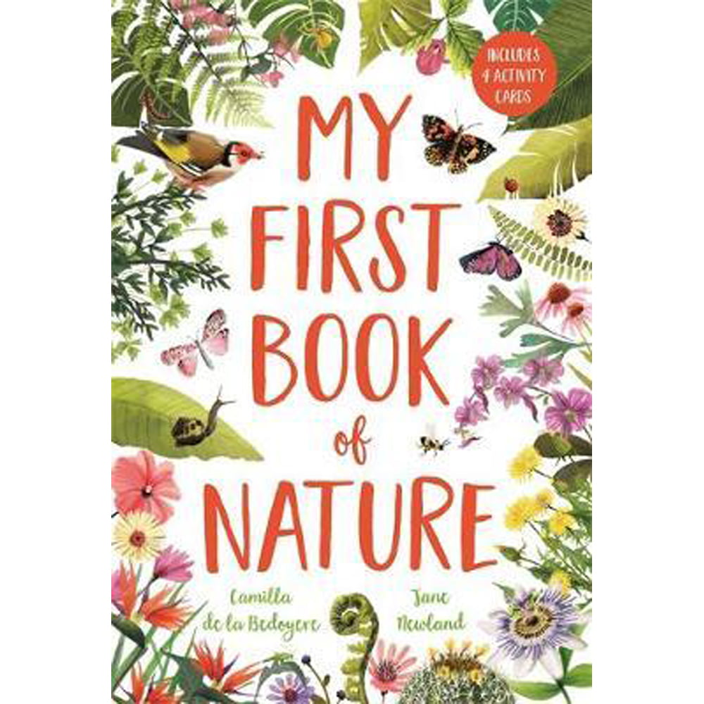 Whirligig Toys - My First Book Of Nature1