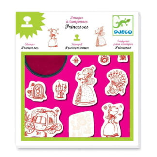 Whirligig Toys - Princess Stamps1