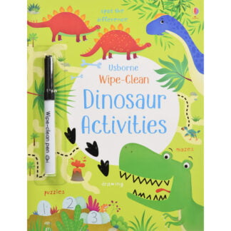 Whirligig Toys - Wipe Clean Dinosaur Activities1