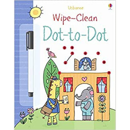 Whirligig Toys - Wipe Clean Dot To Dot1