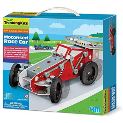 Whirligig Toys - Motorised Race Car1