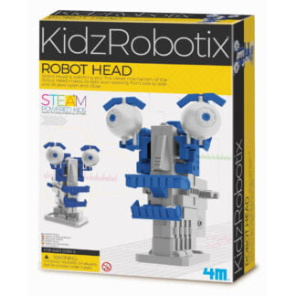 Whirligig Toys - Motorised Robot Head1