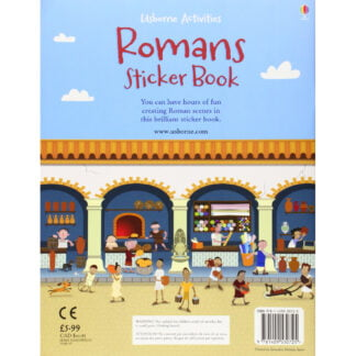 Whirligig Toys - Romans Sticker Book2