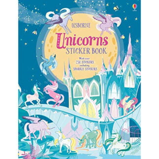 Whirligig Toys - Unicorn Sticker Book1
