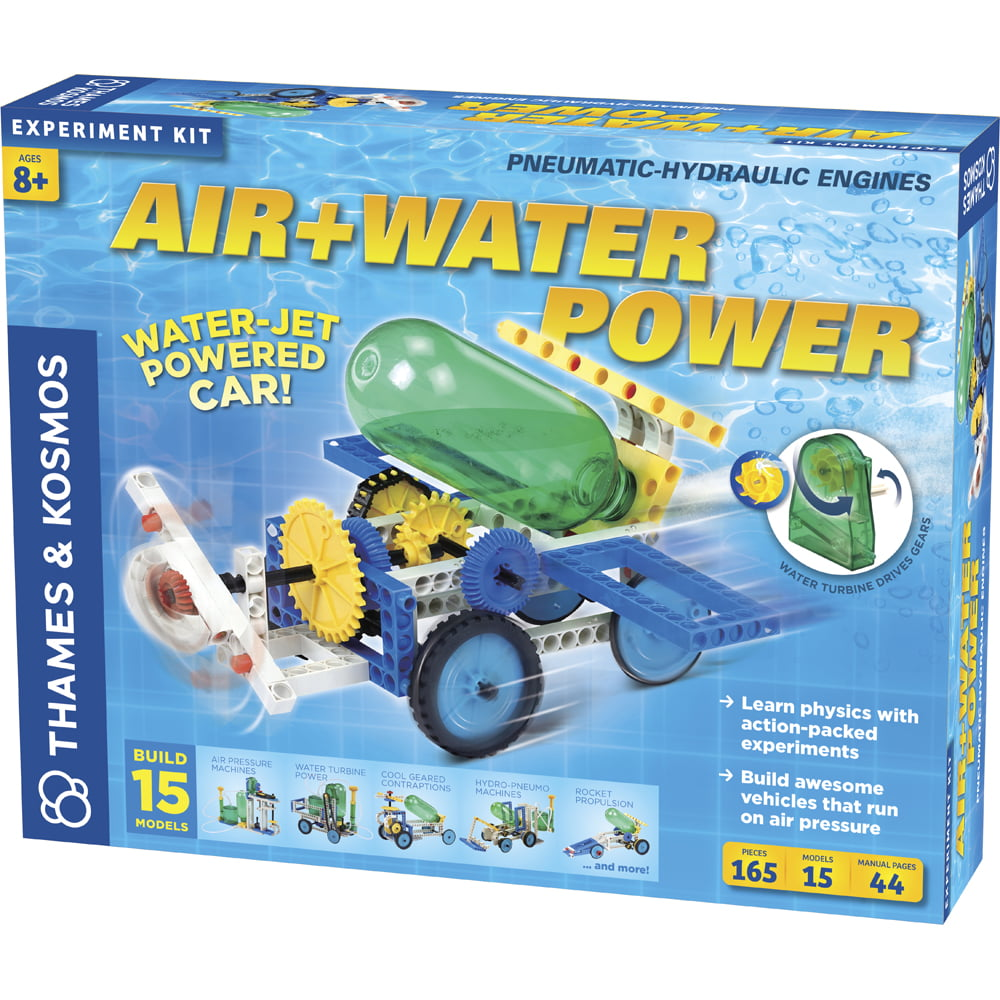 Whirligig Toys - Air and Water Power1