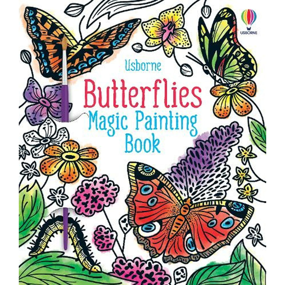 Whirligig Toys - Butterflies Magic Painting1