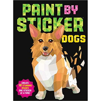 Whirligig Toys - Dogs Paint By Stickers1