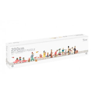 Whirligig Toys - Longest Train Jigsaw1