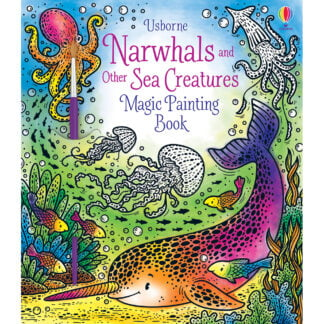 Whirligig Toys - Narwhals Magic Painting1