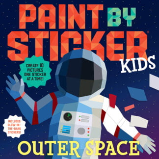 Whirligig Toys - Outer Space Paint By Stickers1