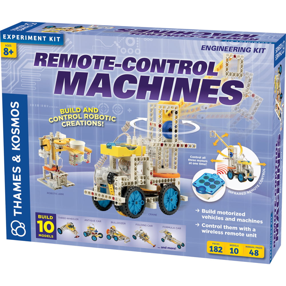 Whirligig Toys - Remote Control Machines1
