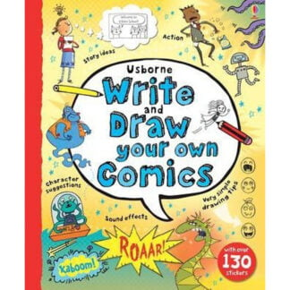 Whirligig Toys - Write Your Own Comics1