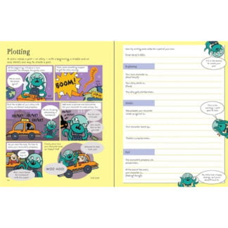 Whirligig Toys - Write Your Own Comics2